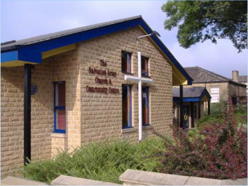The Salvation Army Church & Community Centre
